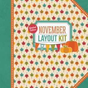 Picture of November Layout Kit